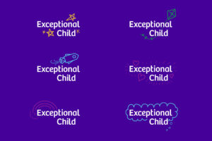 Exceptional Child logos